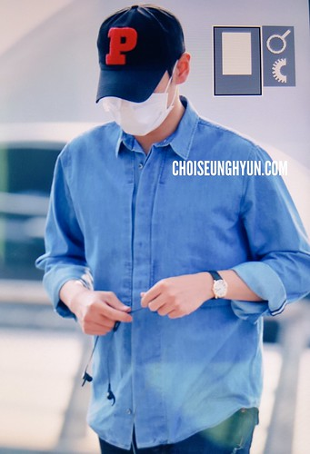 BIGBANG Departure Seoul Incheon to Foshan 2016-06-10 (93)