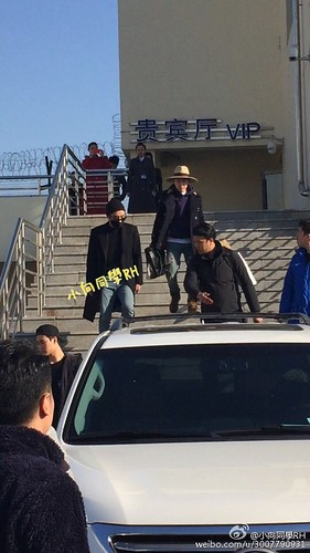 Big Bang - Harbin Airport - 21mar2015 - Seung Ri - 小向同學RH - 01