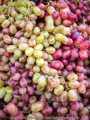 Cascading Grapes