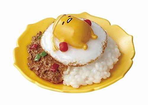 RE-MENT 【蛋黃哥世界美食之旅!】 全球擴張的蛋黃料理!?