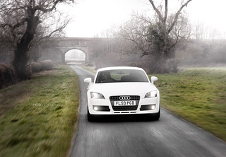 Audi TT Country tracking