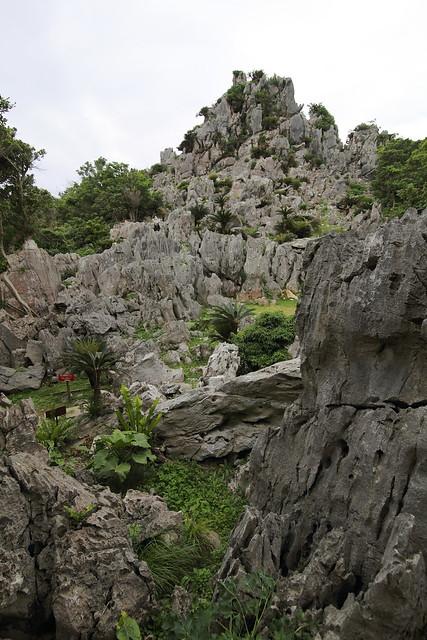 Daisekirinzan 大石林山