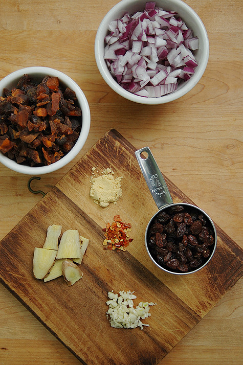 chutney-ingredients