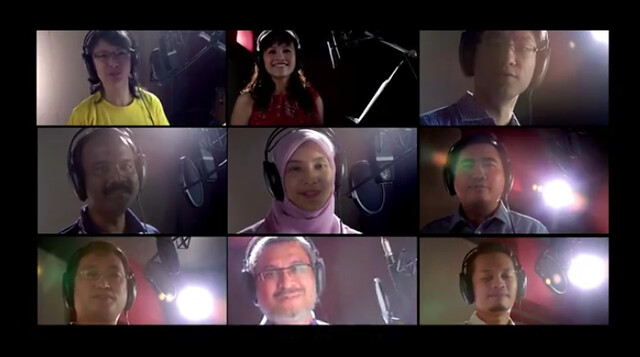 Ubah - DAP 13th Malaysia General Election Campaign Song