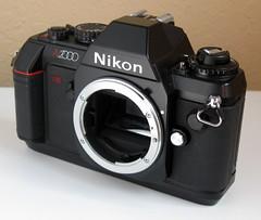 nikon f 301 n2000 camera wiki org the free camera encyclopedia rh camera wiki org nikon f 301 user manual Nikon F3