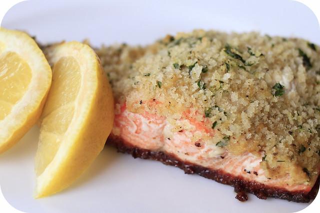 Panko-Salmon