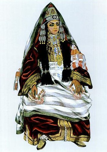mariée de Salé