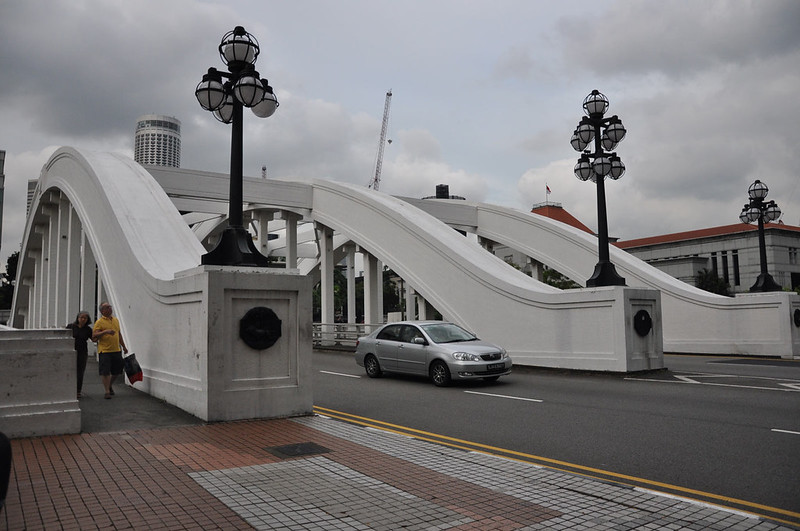 Автомобильно-пешеходный мост