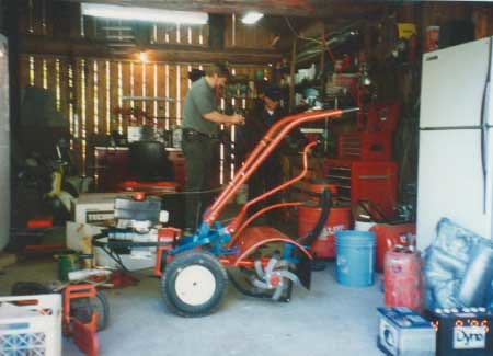 Why Would You Want To Use Old Farm Equipment?