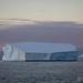 <p>A tabular iceberg in Antarctica.</p>