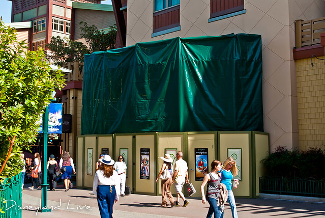 Sunglass Icon Refurbishment - Downtown Disney