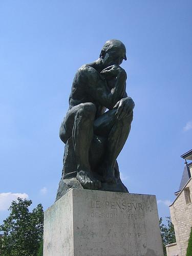 Le penseur, 1903