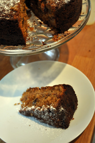 Mary Berry Apple Cinnamon And Walnut Cake