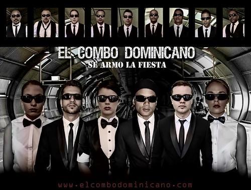 El Combo Dominicano 2012 - orquesta - cartel
