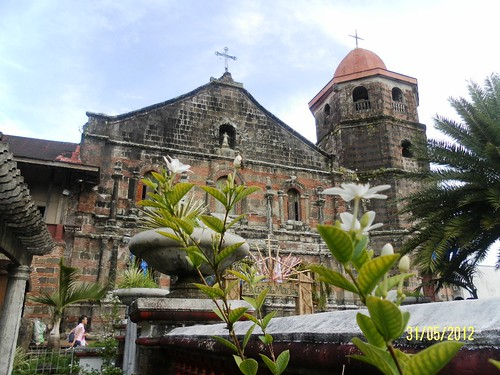 "St. Bartholomew Parish Church (""Nagcarlang Church"")"