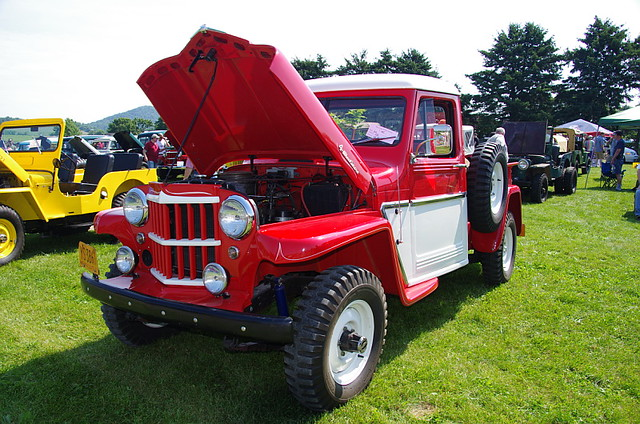 1962 willys motor company jeep pickup truck the great will flickr photo sharing