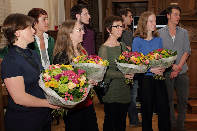 Slotevent Faculty STARs by KULeuven