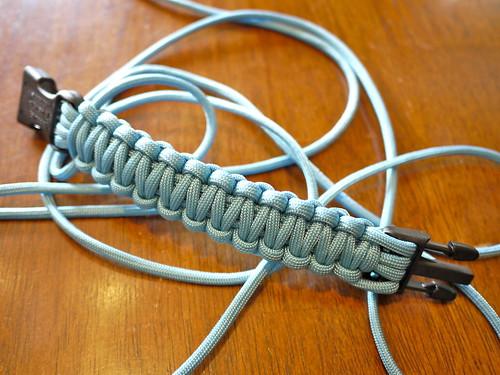 Jack's Bracelet Tied