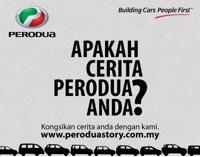 My Story Perodua