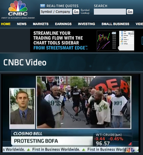 CNBC coverage