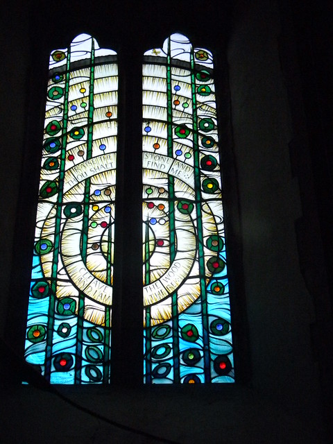Window, Wilmington Church
