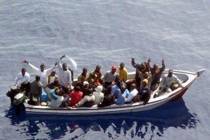 Migranti, nuovi sbarchi in Sicilia$