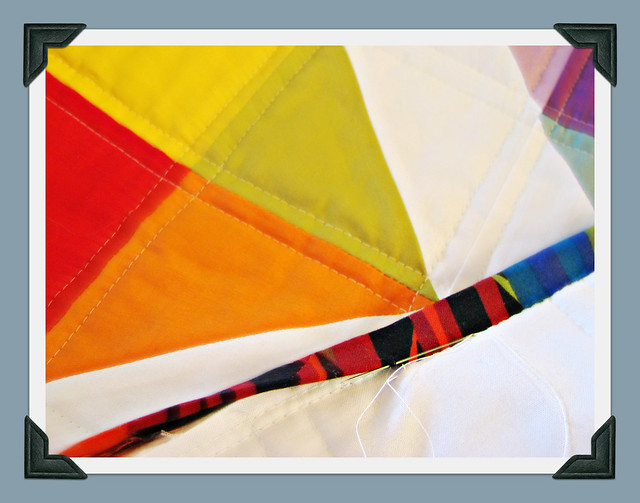 Rainbow Binding