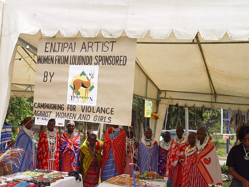 7249273122 8e51b7e486 Maasai Women Attend International Womens Day Events in Arusha