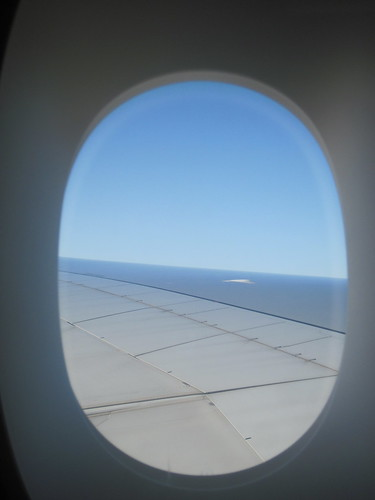 View From A380 Window