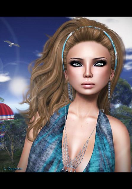 -Belleza- Lily V1 SE TAN 0 by Tricky Boucher