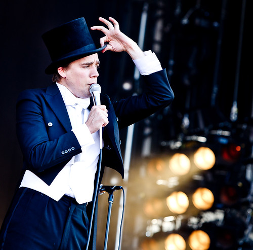 Pinkpop 2012 mashup foto - Pinkpop 2012 The Hives_ENZ3009