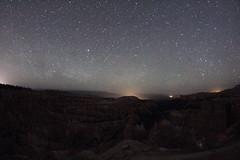 Night at Bryce Canyon