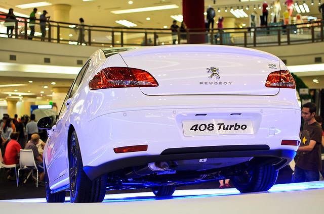 Peugeot 408 Turbo