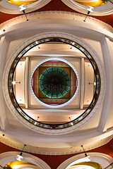 Dome at Queen Victorial Building