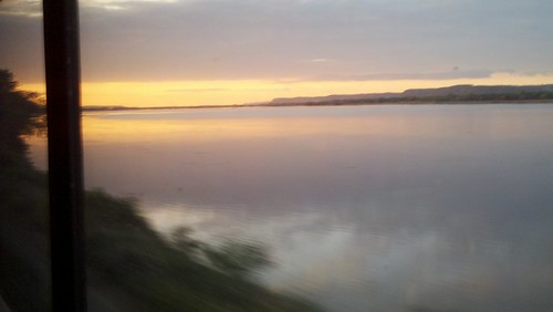 from the train #5 (north of Winona)
