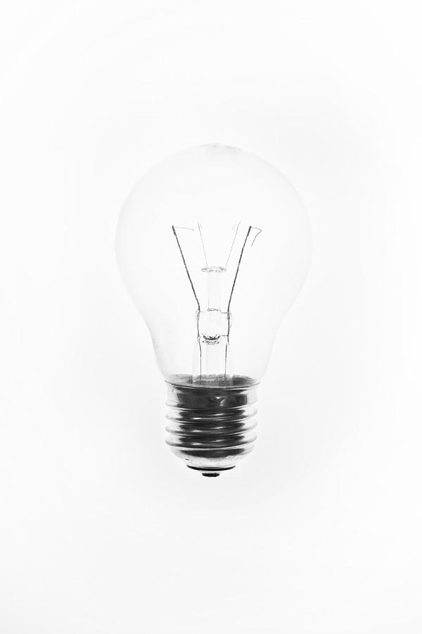 Broken bulb 1/2