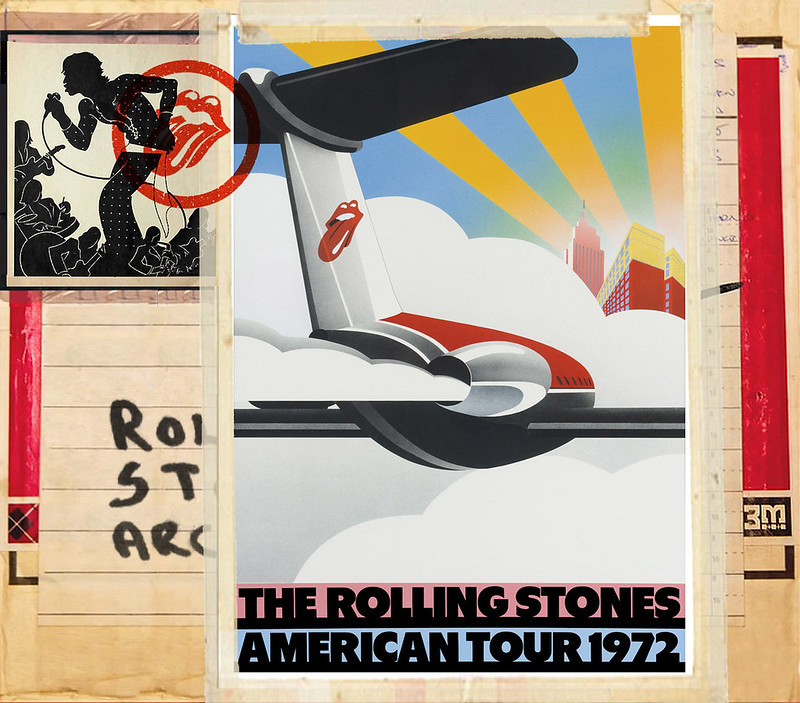 Rolling Stones Live  Tour Teague Raw