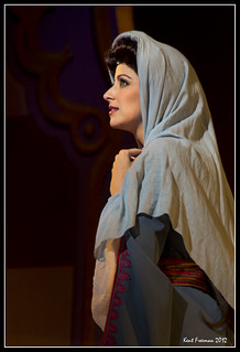 Jasmine From Aladdin The Musical Spectacular