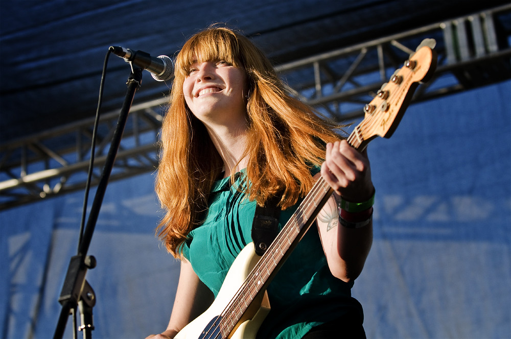 Katy Goodman of La Sera