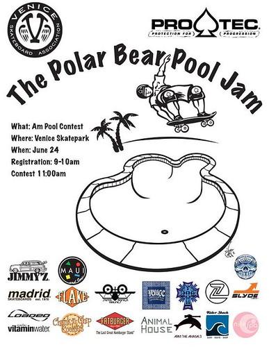Polar Bear Pool Jam