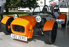 Great British Sports Cars Zero 2011 bicolor vl