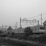 Lake Biwa Canal and JR Nara Line
