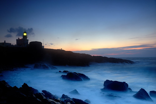 Kinnaird Head Lighthouse Jubilee celebrations - Fraserburgh by iancowe