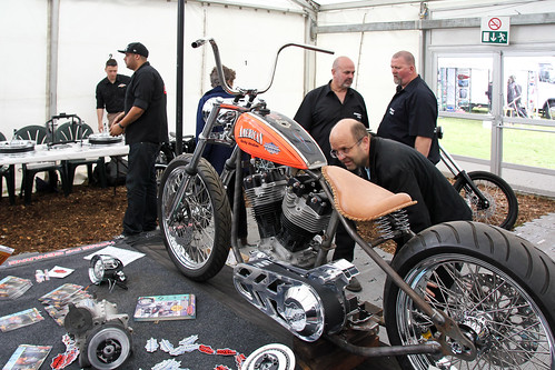 Beaulieu Custom Motorcycle Show 2012