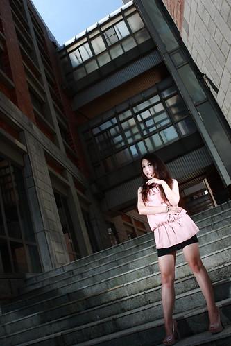[フリー画像素材] 人物, 女性 - アジア, 台湾人 ID:201206281400