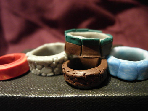 Minecraft Rings