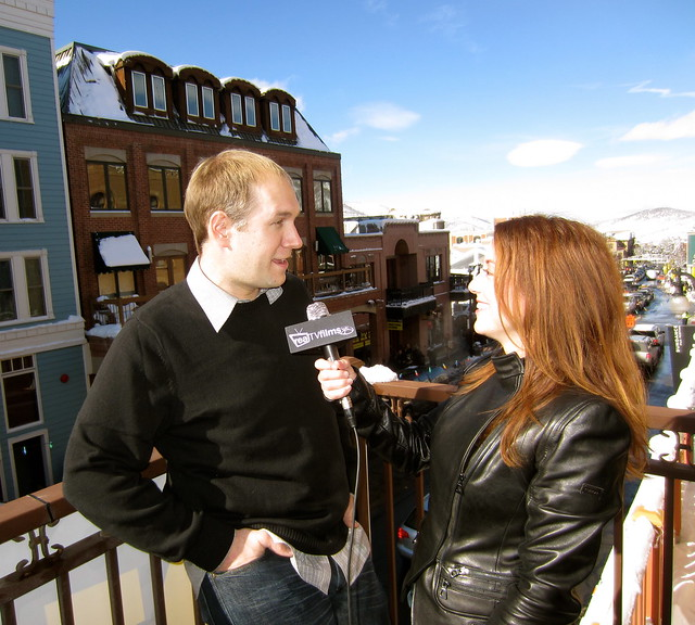 Craig Zobel, Kelly Calabrese, Compliance Movie, Sundance Film Festival 2012