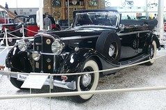 Maybach SW 38 Cabriolet 1937 black vl
