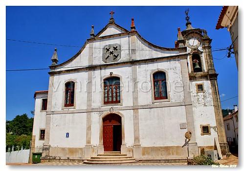 Igreja Matriz do Espinhal by VRfoto