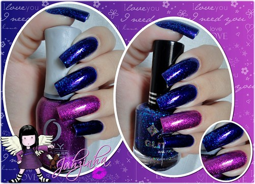 Orly - Bubbly Bombshell e Jordana - LA City Nights